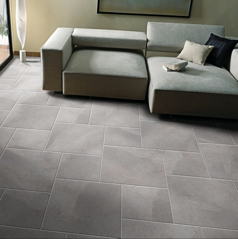 St Moritz Ii 12 X 12 Porcelain Field Tile In Gray Tile Floor Flooring Emser Tile