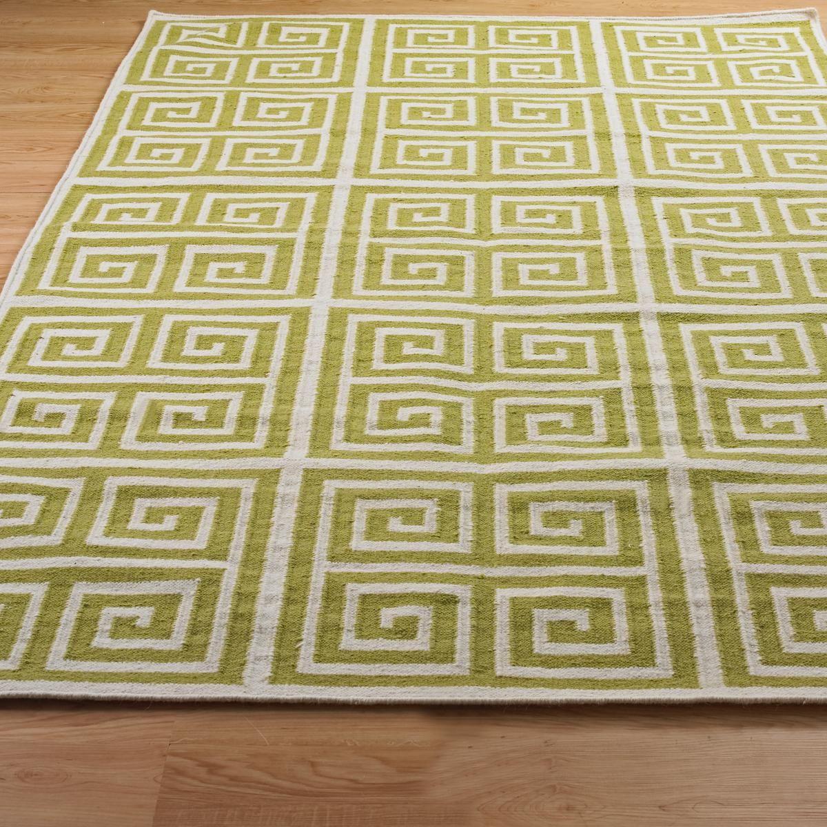 Greek Chic Flatweave Rug in 2019  Rugs Dhurrie rugs