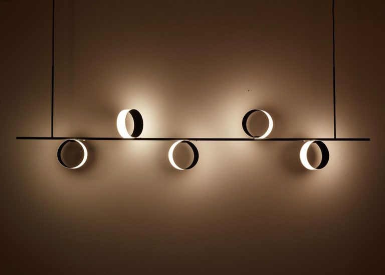 Experience Oled Lighting With Lg Display And Ron Arad