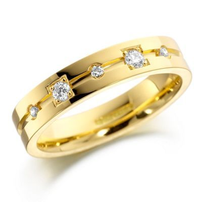 Perfect Jackky Diamond Band Made In Real Diamond And 18kt Gold.Customize As Per  Your Style And Budget.Get Exact Diamond Quality And Weight.
