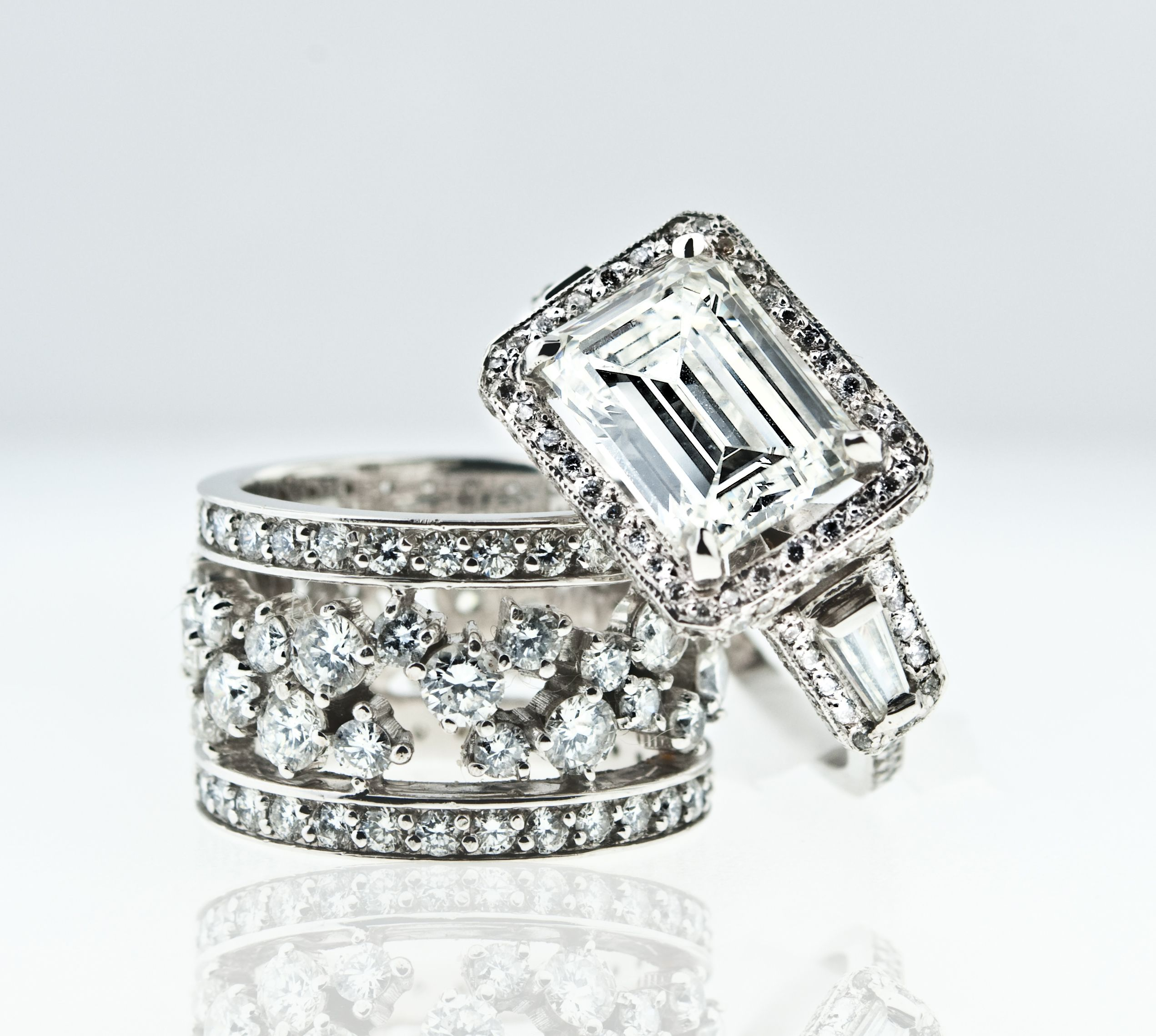 rings her repurposed redesigned original diamond h looking ring new weber r at engagement category jewelry with llc