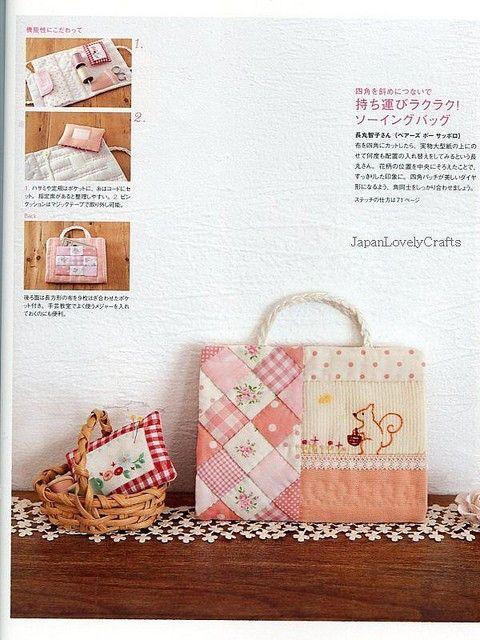 sewing kit   varróeszköz tartók   Pinterest   Costura, Costura diy ...