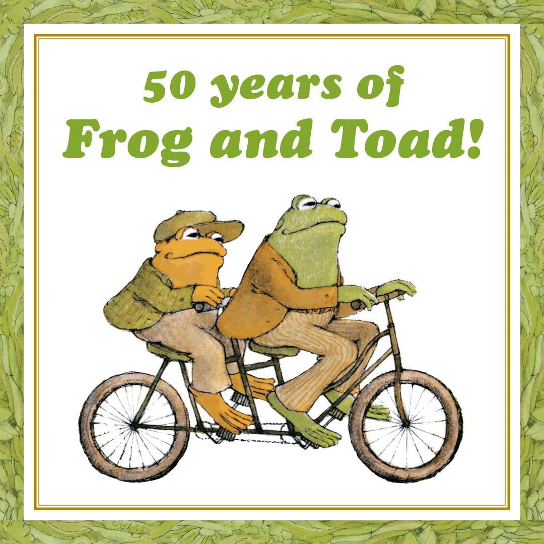 Frog And Toad Are Friends In