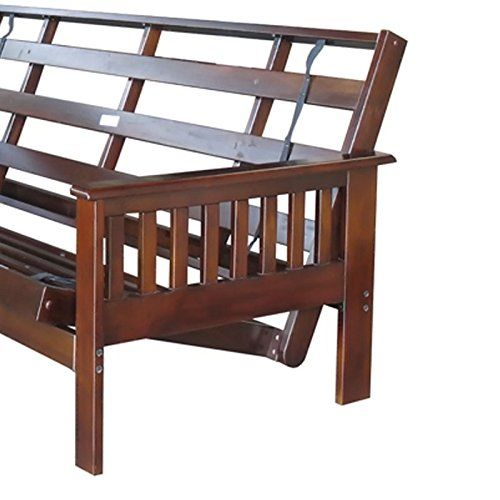 Exceptional Night And Day Furniture Home Decorative Trinity Full Futon Frame Java ***  Click Image