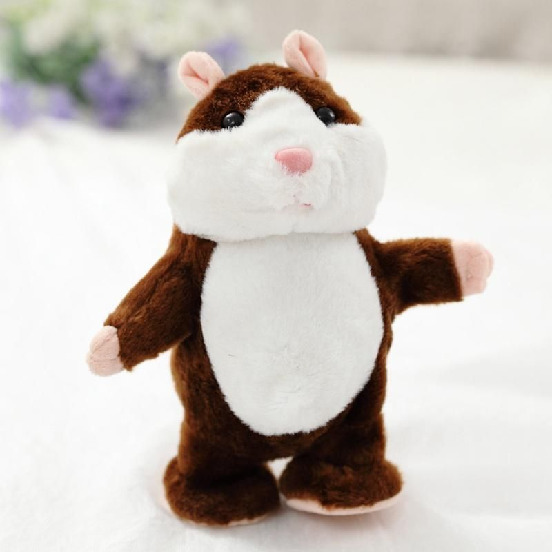 Cute Talking Hamster Interesting Children Products Talking