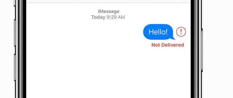 Text Message Failed to Send on iPhone? Solved!