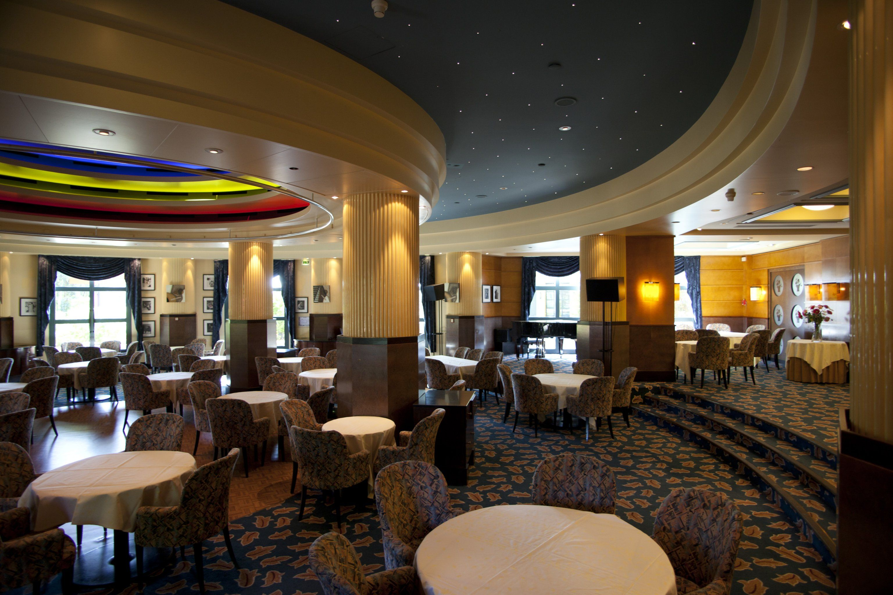 Disney Hotels Hotel New York Manhattan Restaurant Disneyland
