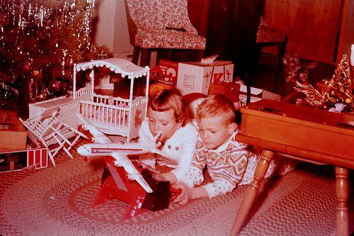 christmas vintage toys images | 1963 vintage