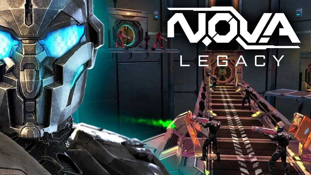 N O V A  Legacy Hack for Android and iOS - Unlimited Coins