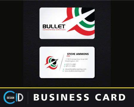 High End Business Card Design By Thanhsugar