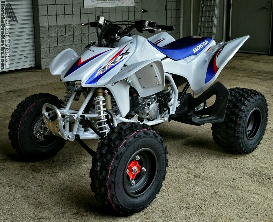 Quad Honda Trx 450r In 2020 Sport Atv Atv Quads Atv Motocross