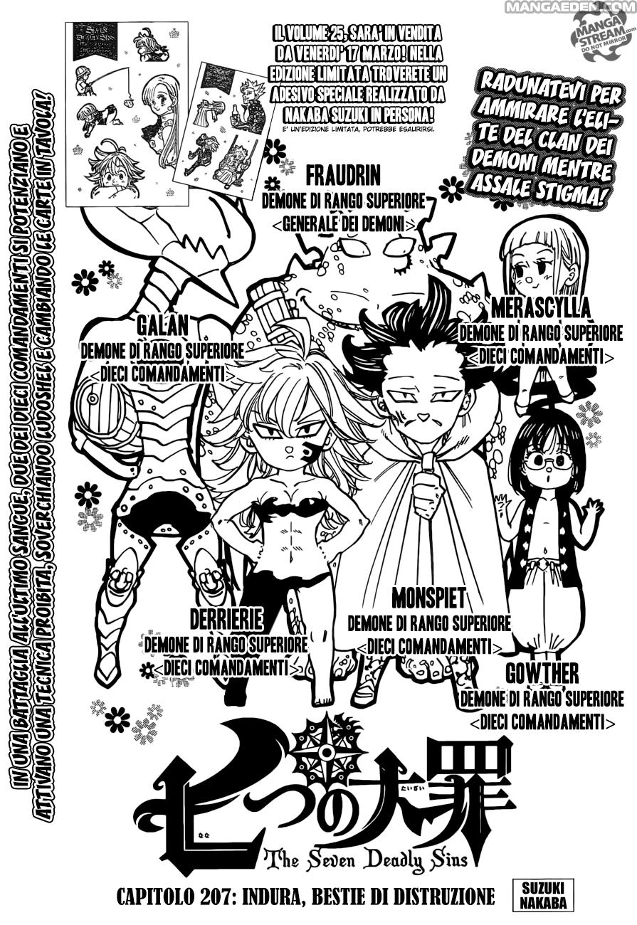 Manga Nanatsu No Tazai Chapter 207 Page 0 Anime Pinterest