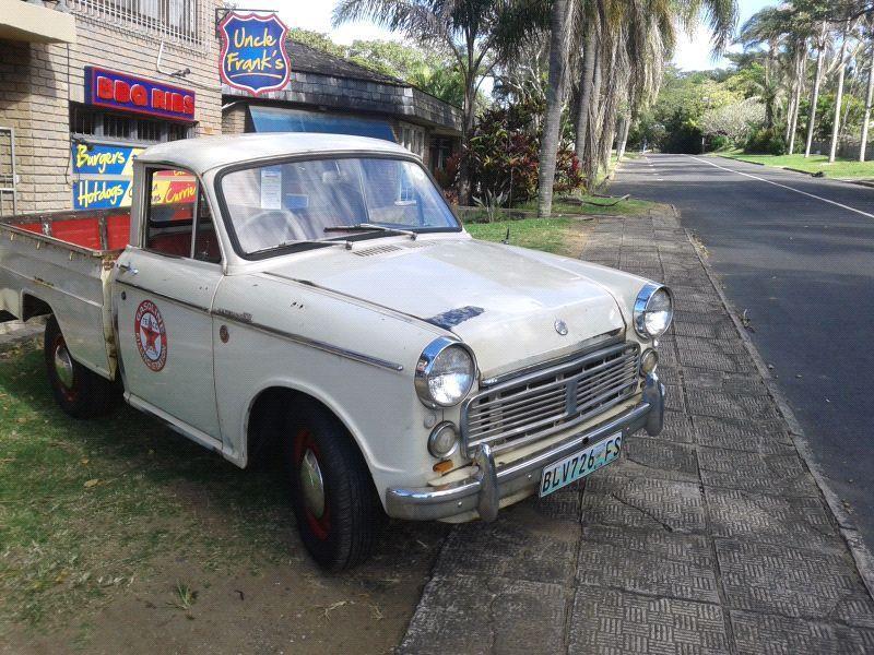 '65 Old Skool Datsun Bakkie Datsun, Find used cars, Old