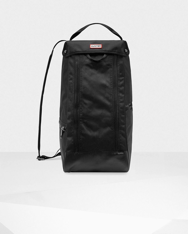 Black Nylon Backpack Uk- Fenix Toulouse Handball 4c92986646a30