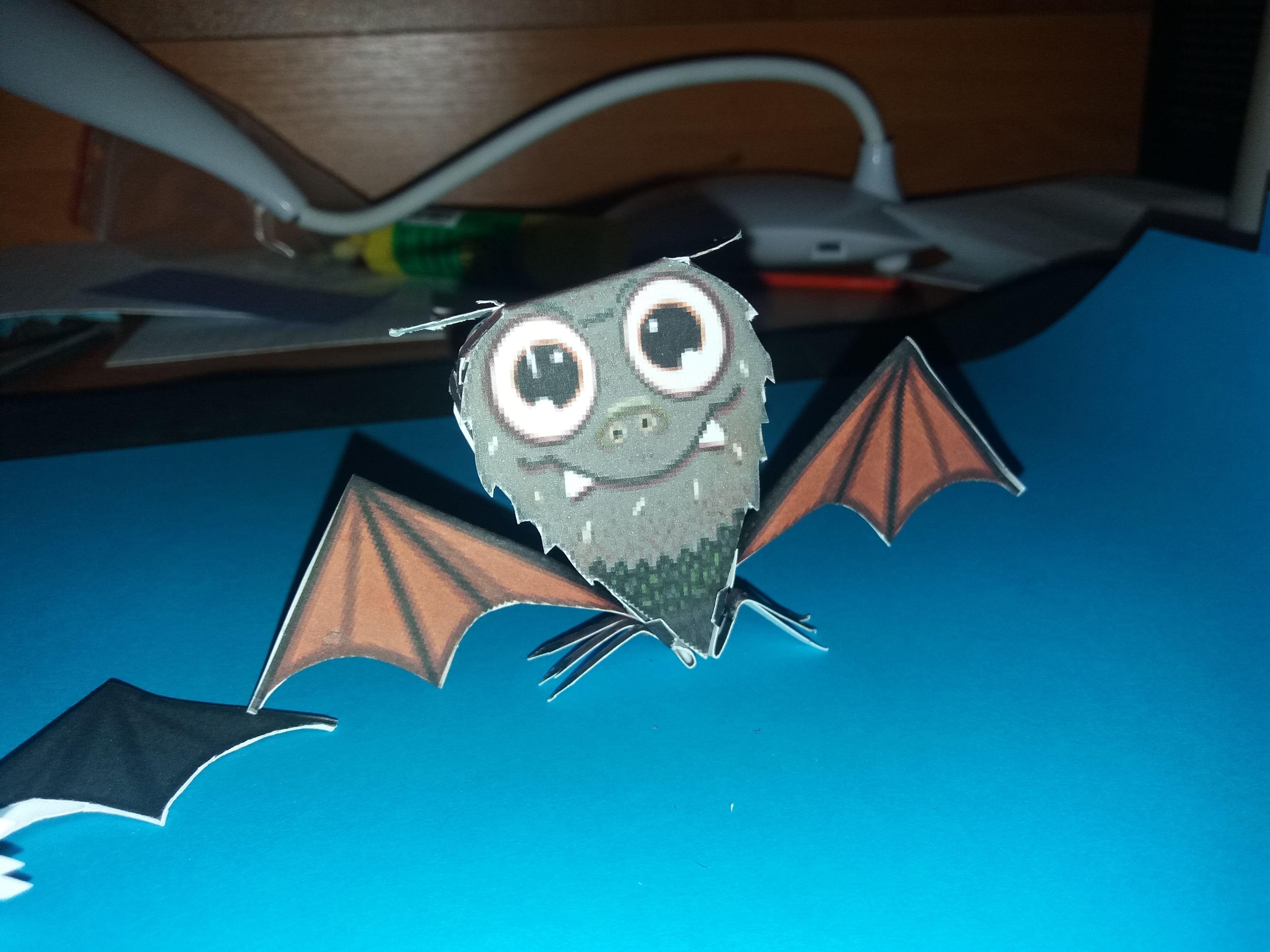 Pin by Małgorzata Leśnicka on bat paper craft Szablony