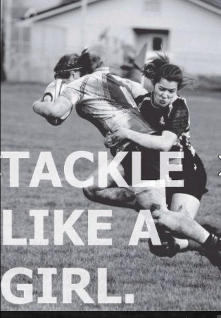 Tackle.