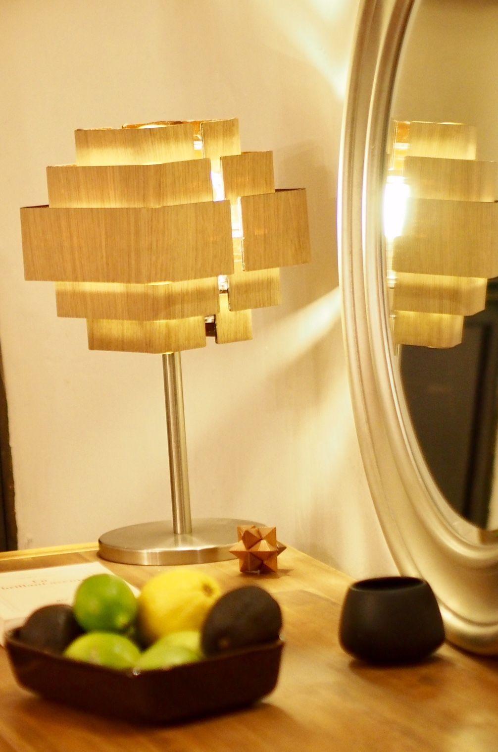 Lampe France Bois Acier Inspiration Déco Made Chêne Pied In Art Tl3KFJu1c