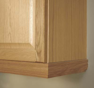 Adding A Little Length On The Bottom To Make The Cabinet Look Taller And Maybe Hide A Light
