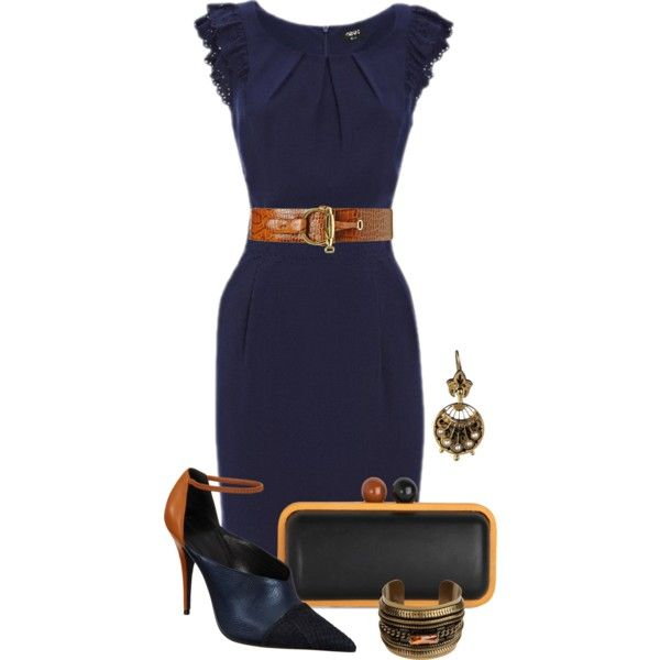 Milly Dress, created by lakegirl511 on Polyvore