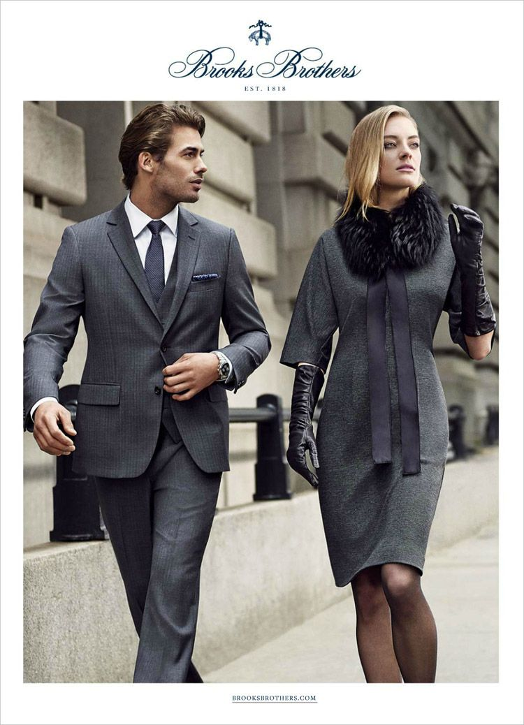 8e646621 Jacey Elthalion & Claudio Monteiro for Brooks Brothers FW14 ...