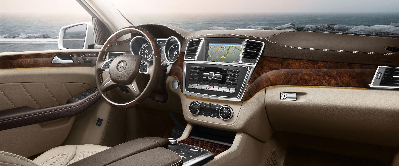 Mercedes-Benz GL 350 interior | Mercedes-Benz GL 350 ...