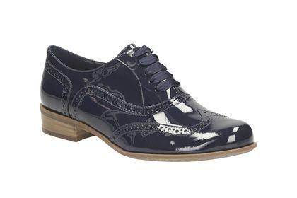 Womens Casual Shoes - Hamble Oak in