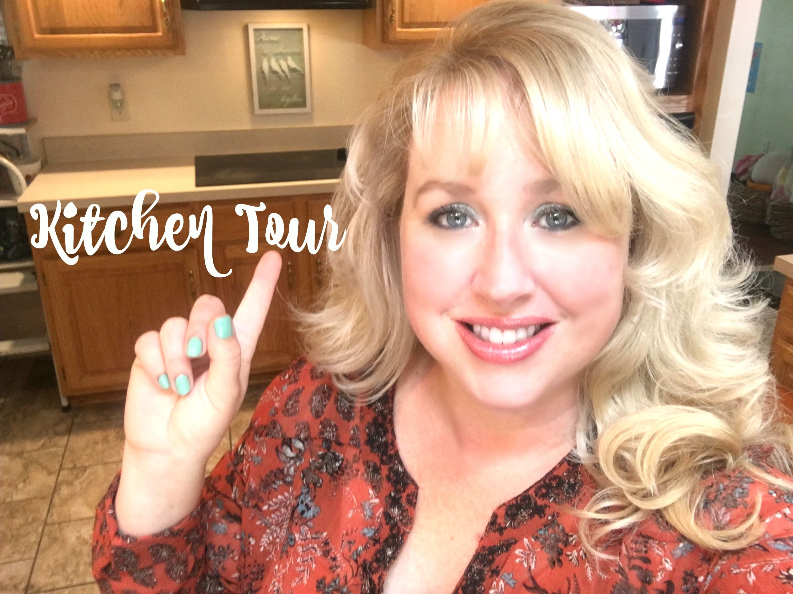 Kitchen Cabinet Tour Including My Homeschool Storage Cabinets Jamerrill Stewart Large Family Table Kitchen Cabinets Storage Cabinets Family Table