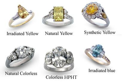 Resultado de imagen para synthetic diamonds jewelry