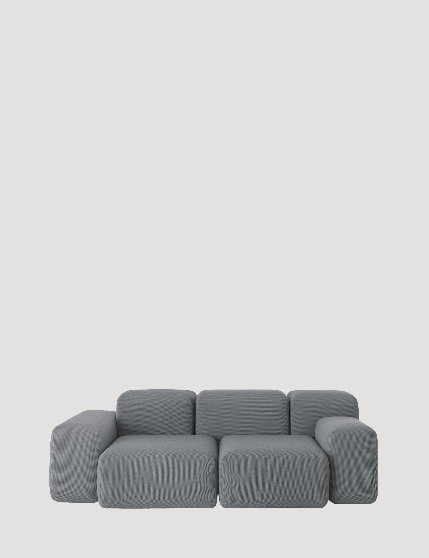 Soft Blocks 2 Seater Soft Blocks Furniture Design Modern Furniture