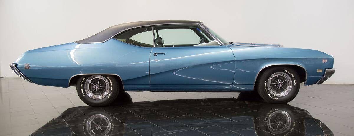 1969 Buick Gran Sport GS400 Hardtop Buick gs, Buick