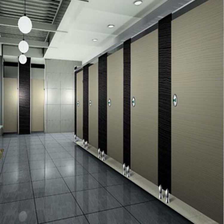 Hdpe Bathroom Partitions: Jialifu Modern Design Toilet Partition, Neat And Clean