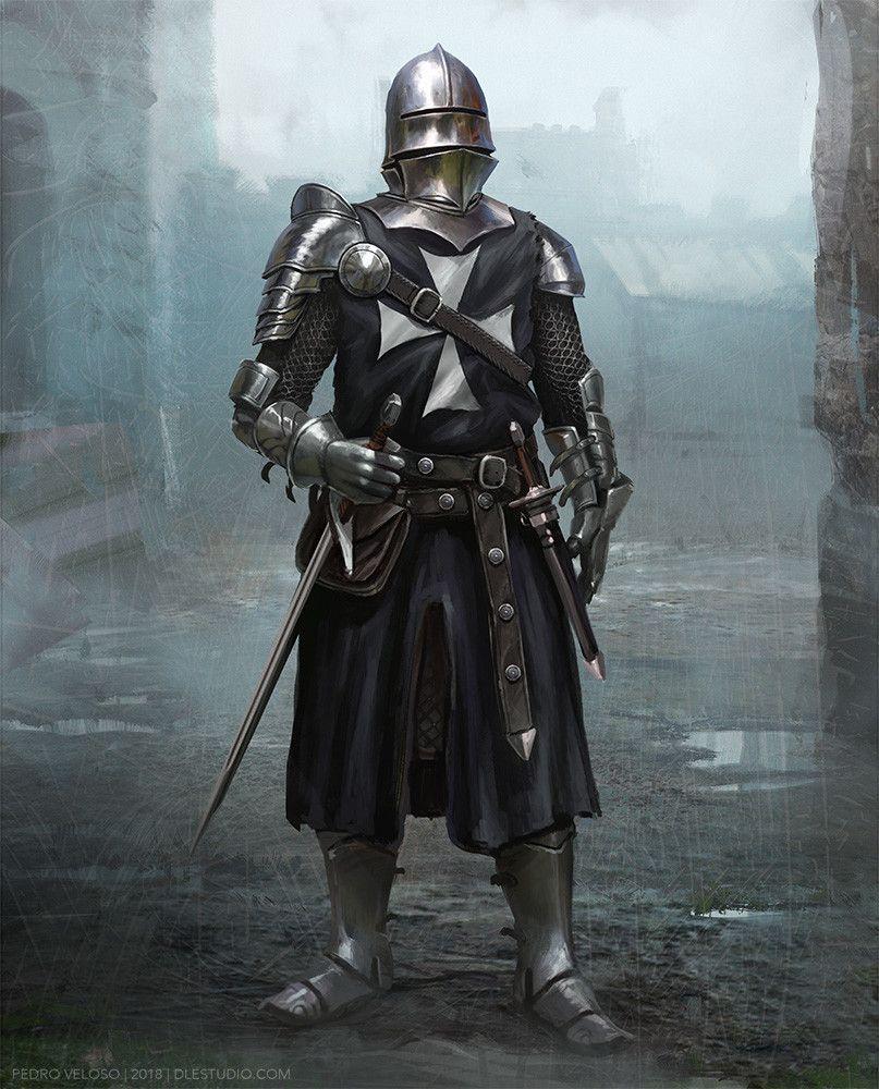 Картинки с рицарями