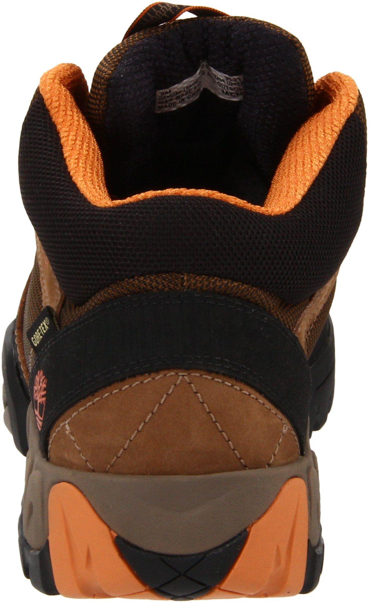 najnowszy później nowe wydanie Timberland Mens Pathrock Mid GTX Hiking BootBrown7.5 M US ...
