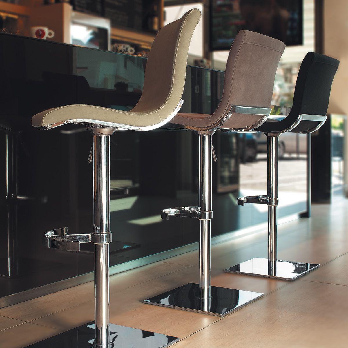 195 00 sconto 50 sgabello moderno steve girevole e for Sgabelli design offerta
