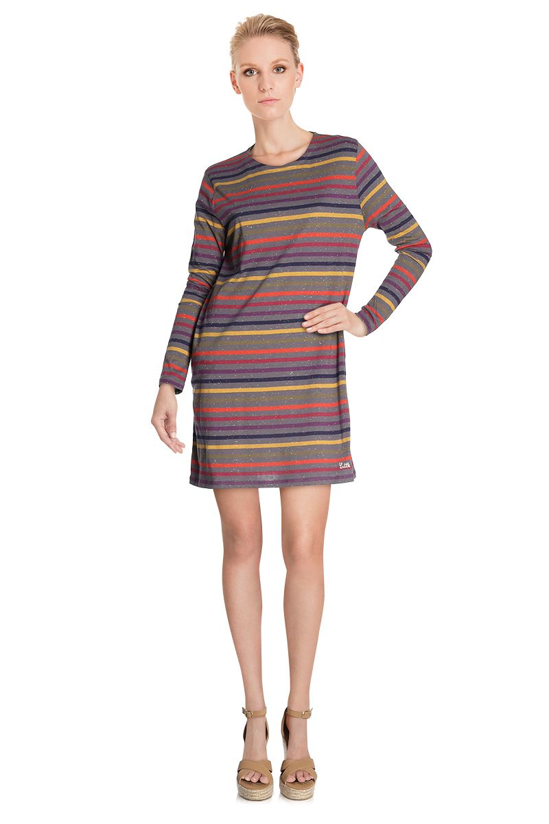 Venda Little Marcel / 14092 / Mulher / Vestidos / Vestido Multicor. 20€(75€)