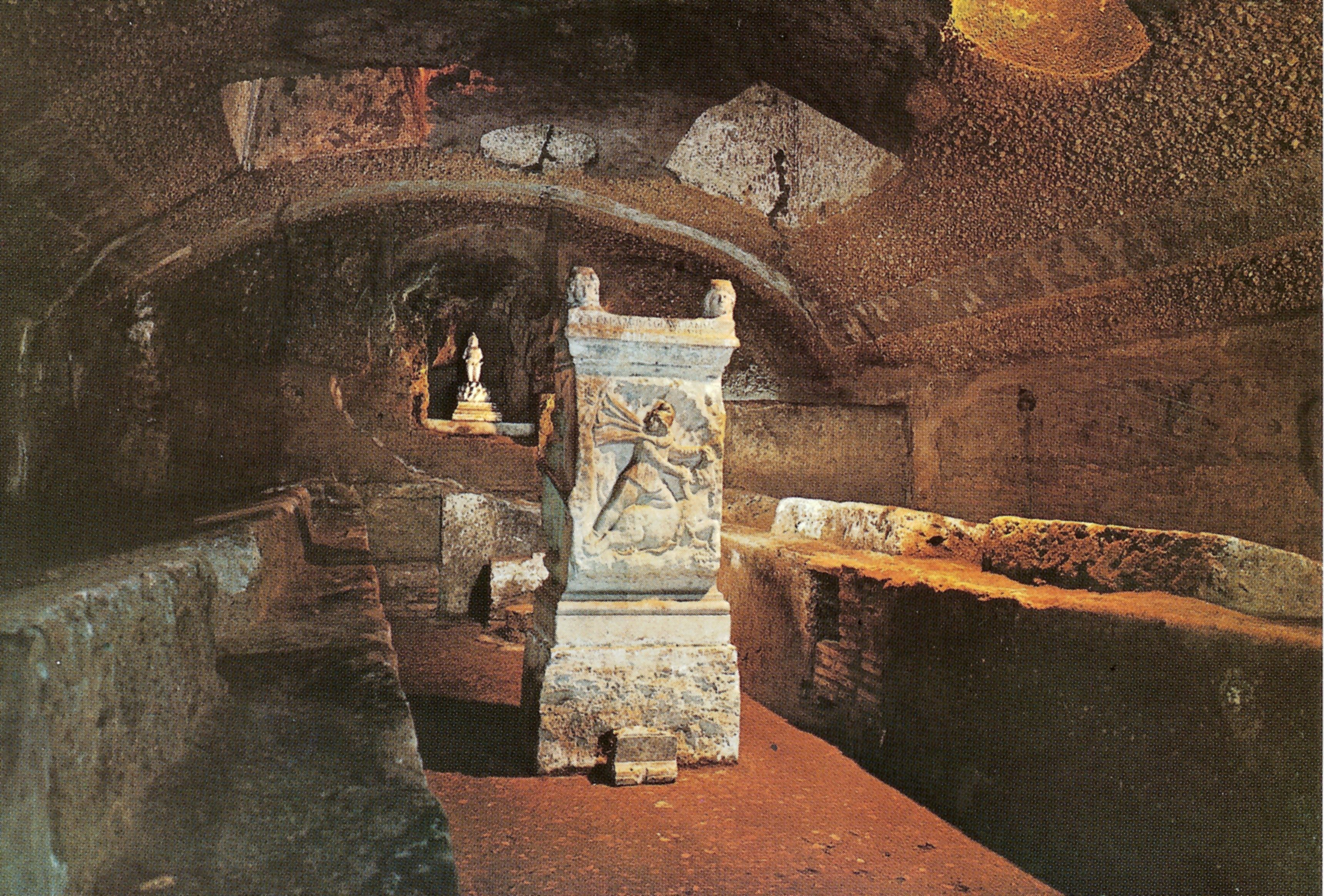 san clemente+rome - Google Search  underground at the church