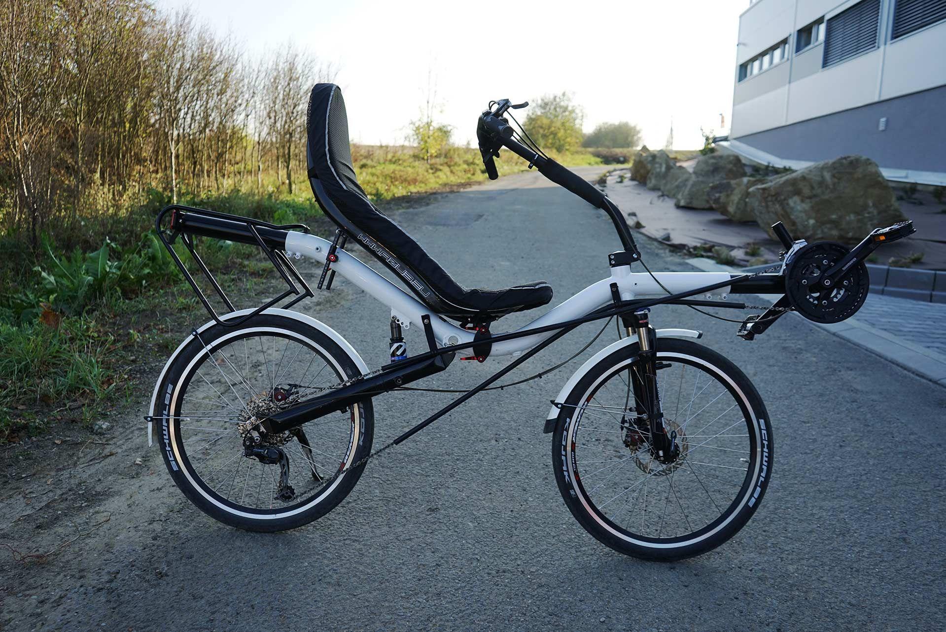 Azub Ibex White 2016 Bike Sale Azub Recumbents Bikes For Sale Recumbent Bicycle Bike