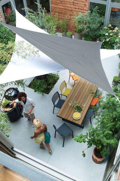d coration terrasse comment cr er une belle ambiance deco jardin decoration terrasse. Black Bedroom Furniture Sets. Home Design Ideas