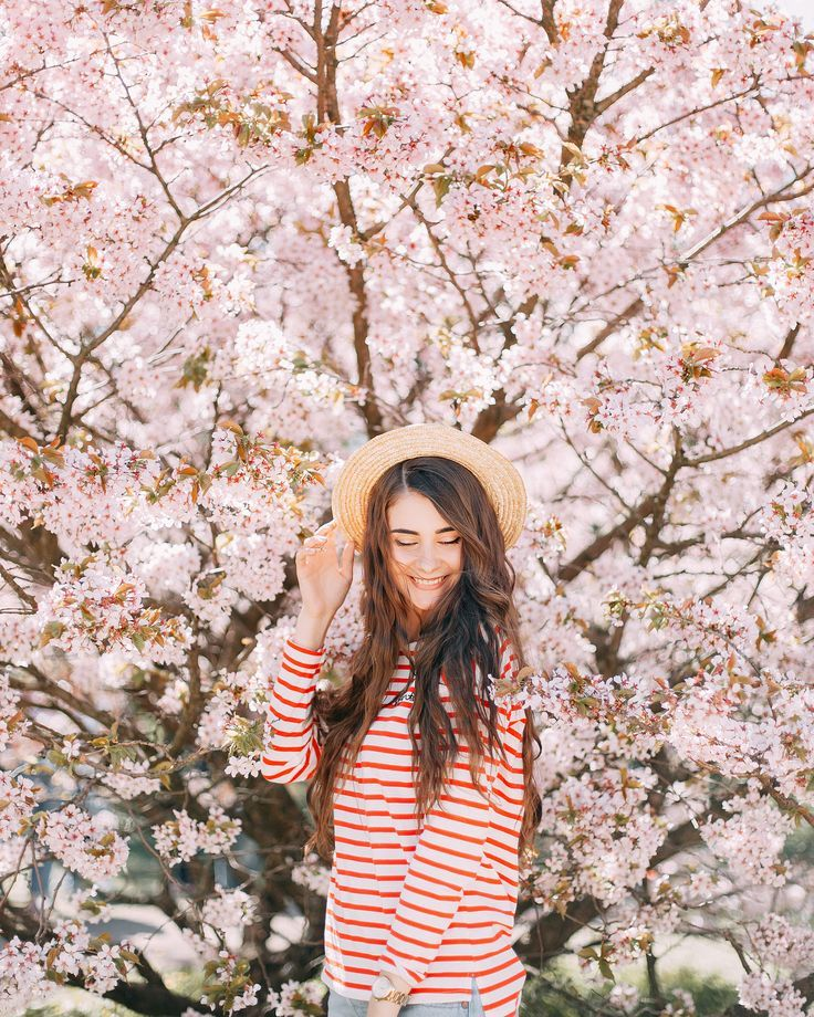 Поза девичья весна с картинками