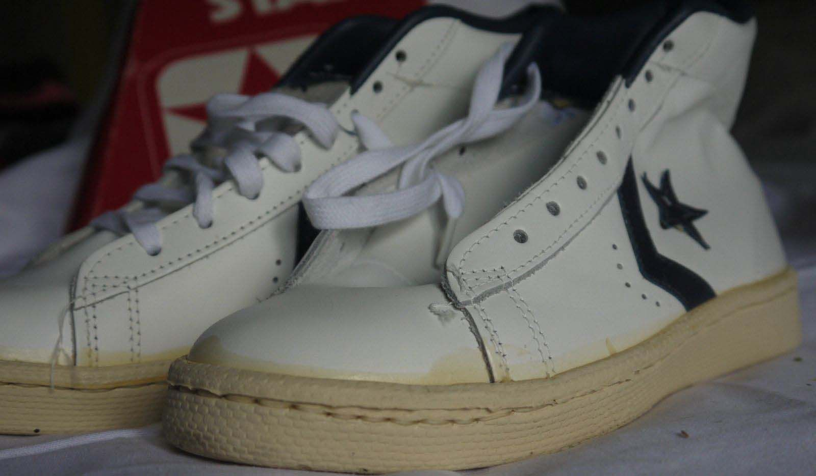 Converse All Star Basketball DrJ vintage