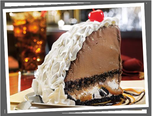 Gooey Chocolate Brownie Cake Red Robin