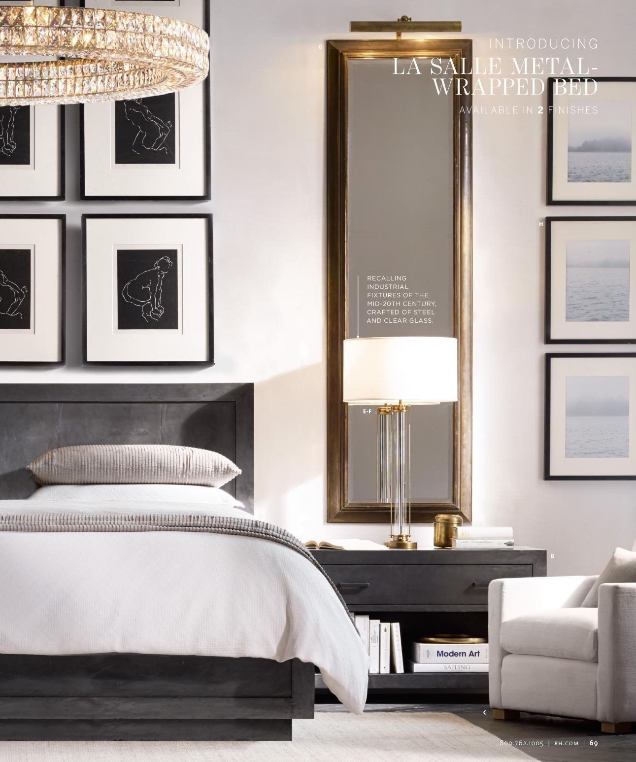 30 restoration hardware bedroom ideas  restoration