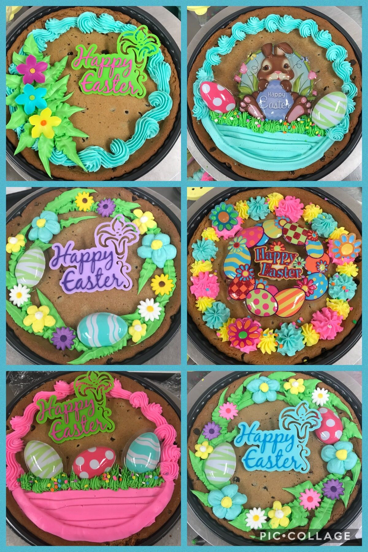 Easter Cakes And Cookie Cakes 2018 Easter Cake Designs Easter