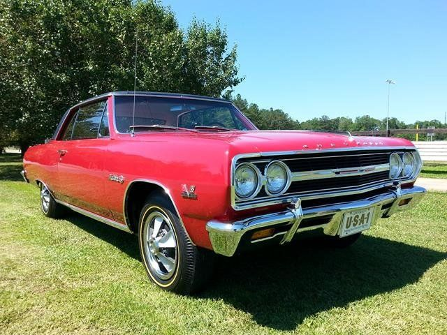 An Extremely Rare 1965 Chevrolet Chevelle Z16 Hits T Chevelle Chevrolet Chevelle Chevrolet