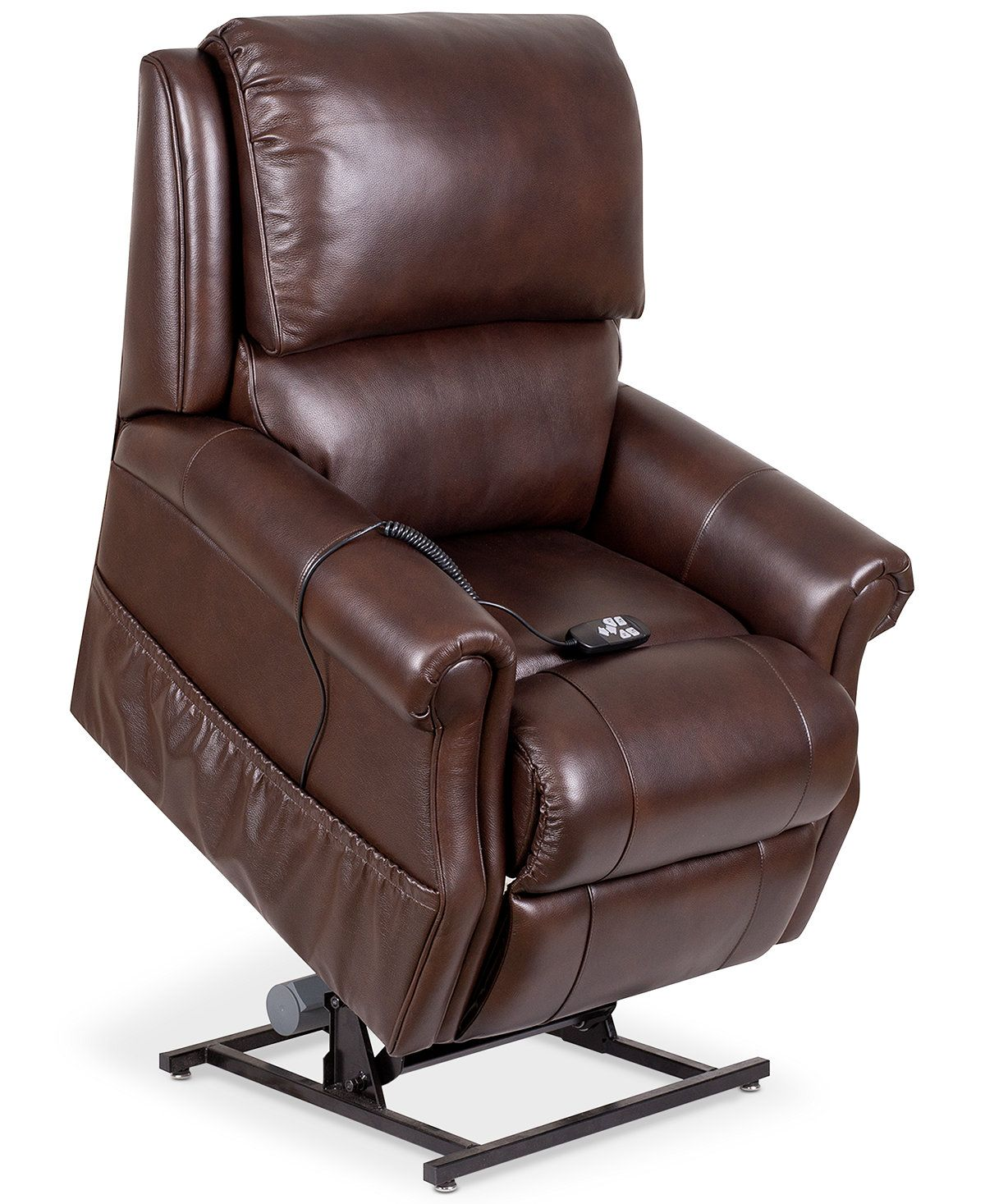ashley chairs with power adult recliner barling recliners headrest