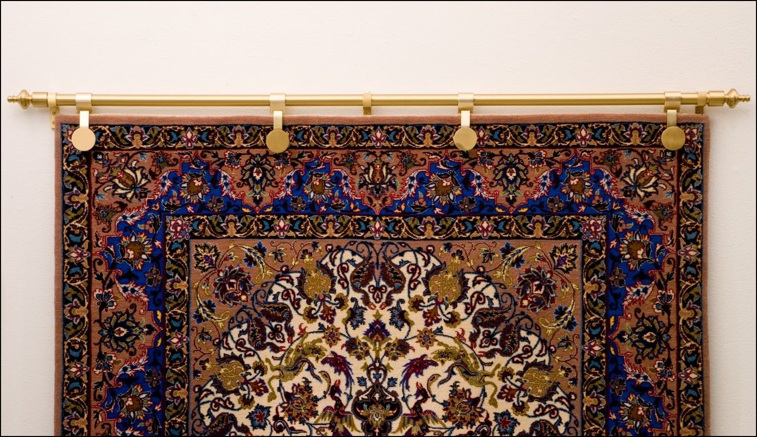 Rug Wall Hanging Tapestry Hanger