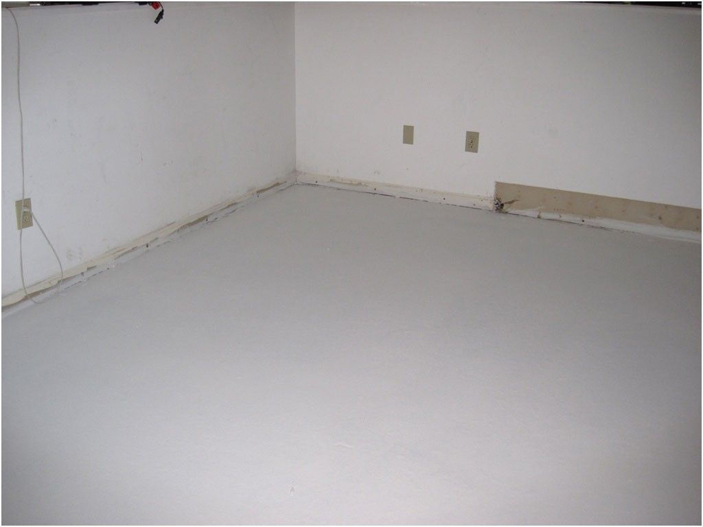 New Drylok On Basement Floor Basement Flooring Waterproof