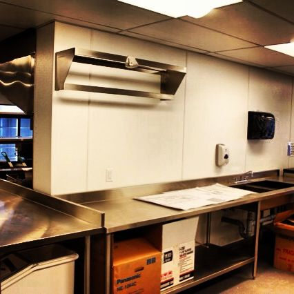 Pin by MAVbuild on Commercial | Pvc wall, Commercial kitchen