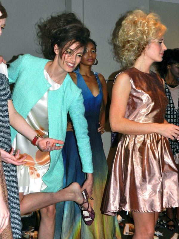 Abbey Glass Atlanta Fashion Show: Young Talent on The Rise