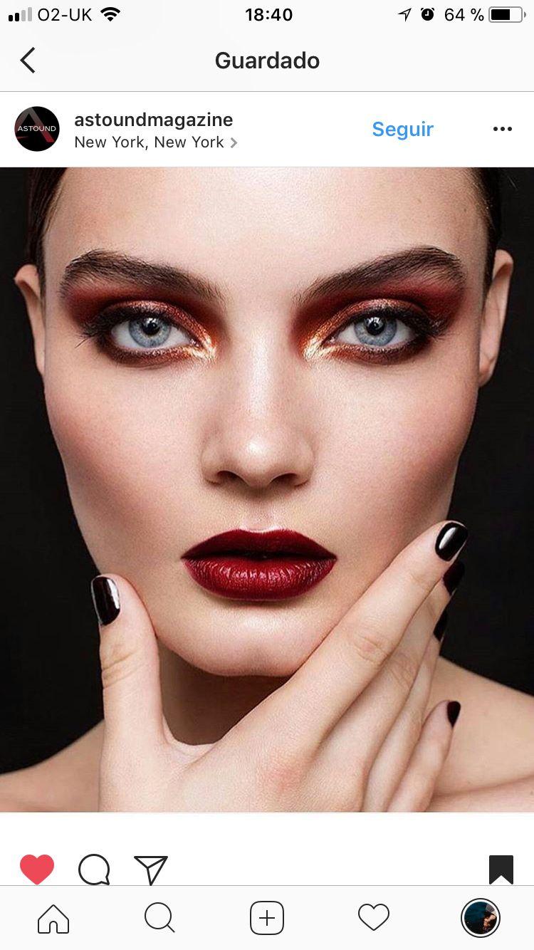 Pin by Manon Pauffin on make up Makeup, Smokey eye